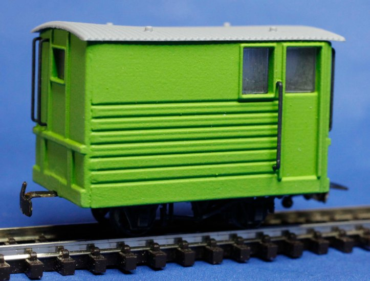 CWRailways Freelance Breakvan Finished