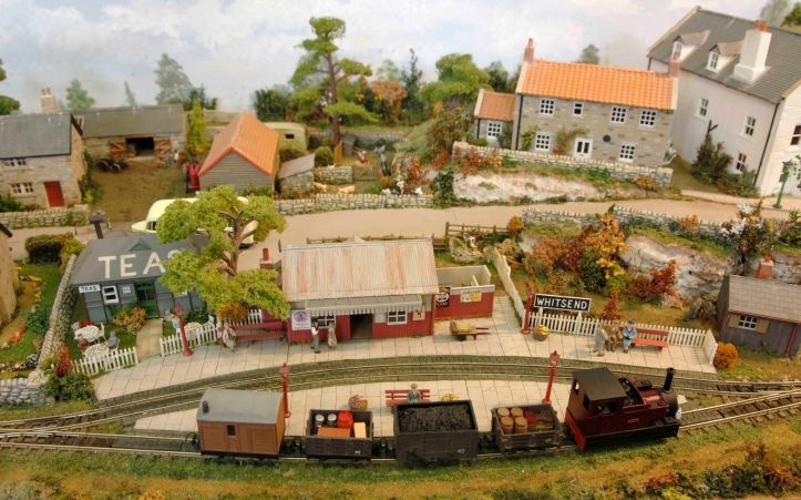 Whitsend Tramway 1 Graham and Caroline Watling