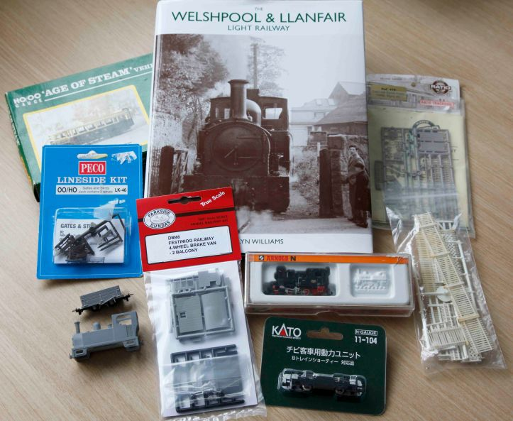 Pewsey Purchases