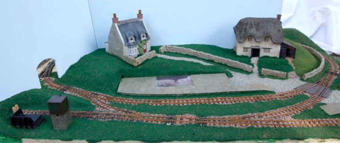 Layout with Scatter Village