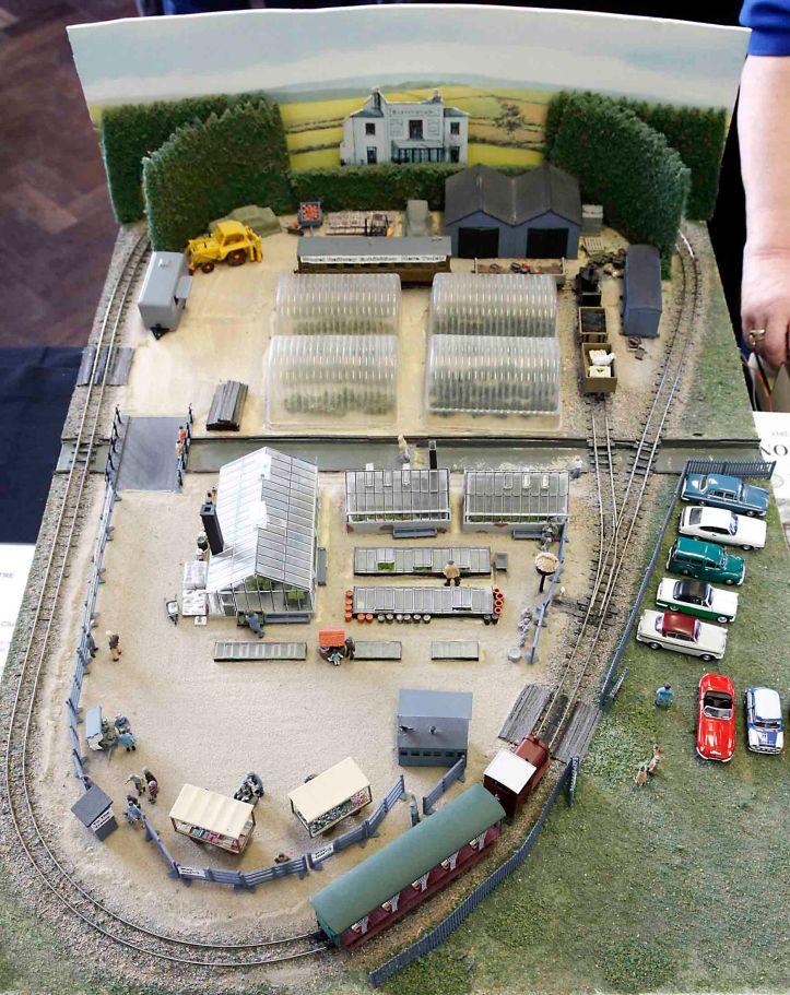 Bassington Garden Centre by Brain Bassington