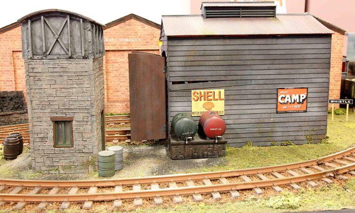 Grassland and Wetland Railway by Glyn Bennett 3