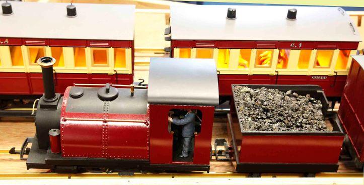Grassland and Wetland Railway by Glyn Bennett 4