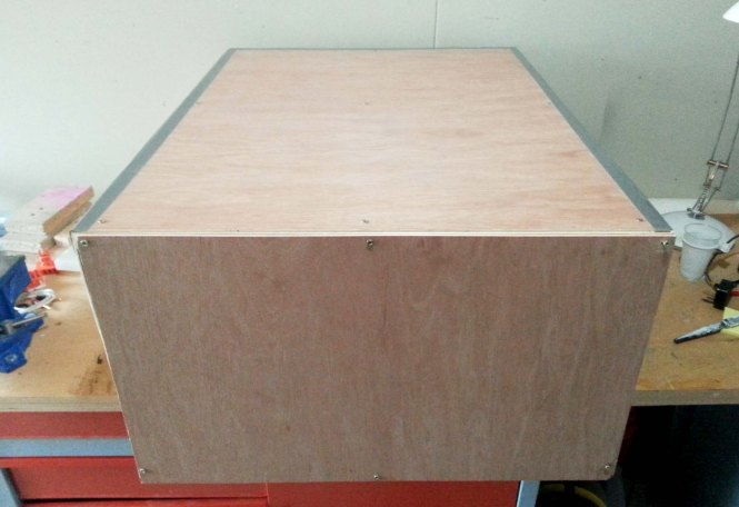 Layout in Storage Box