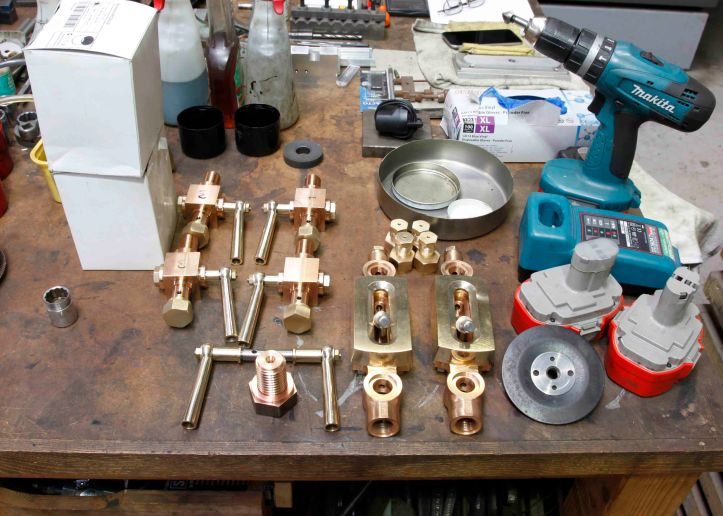 Brass Fittings