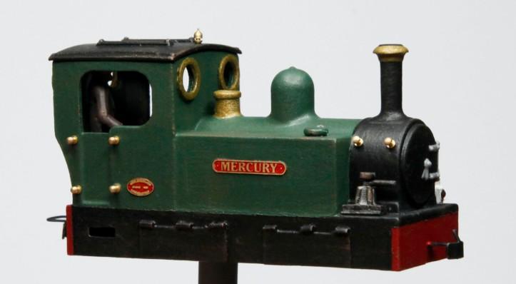 Mercury - Tram Loco