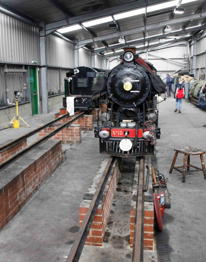 The New Engine Shed