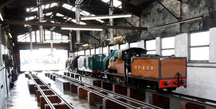 The Old Engine Shed