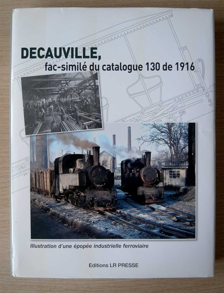 Decauville Catalogue 1916