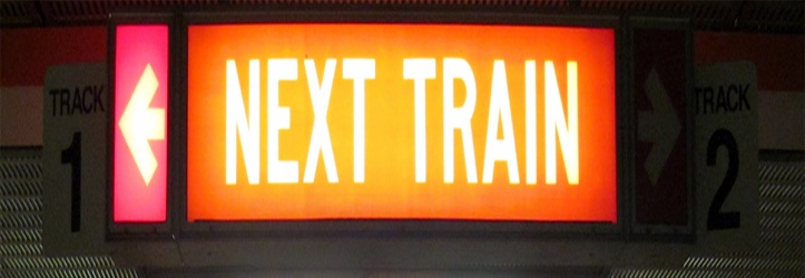 Whats the Next Train