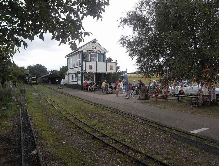 Wells-on-Sea Station