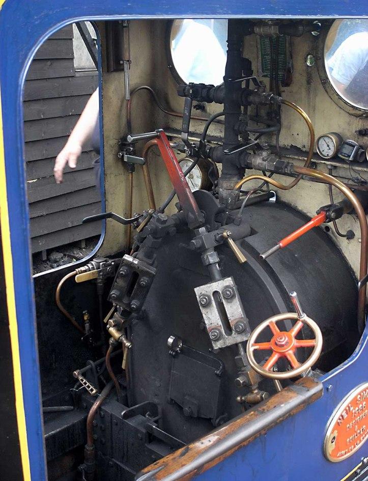 Norfolk Hero's Cab