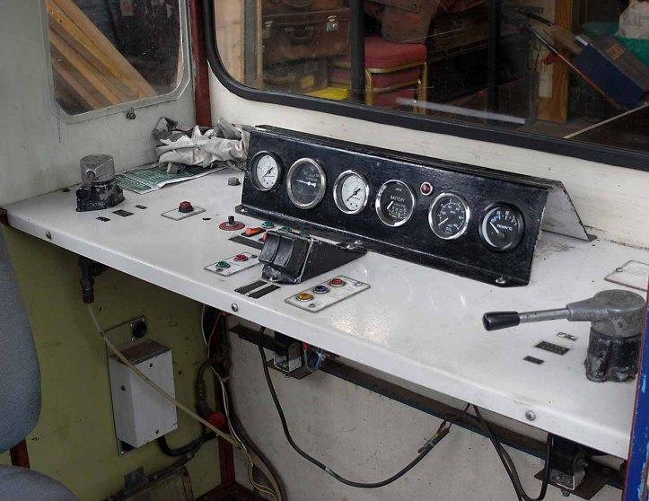 Norfolk Harvester Cab