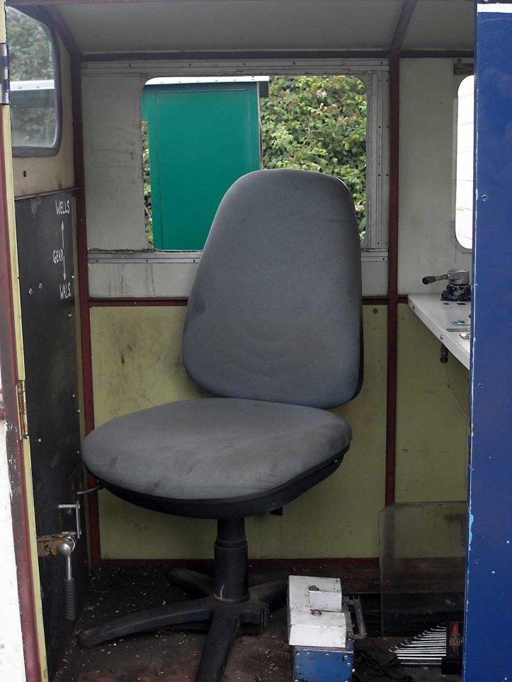 Norfolk Harvester Driver's Seat