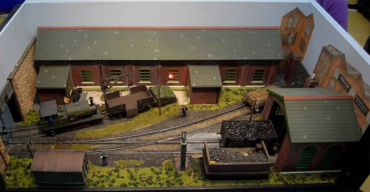 Ledsam Street Yard by Colin French