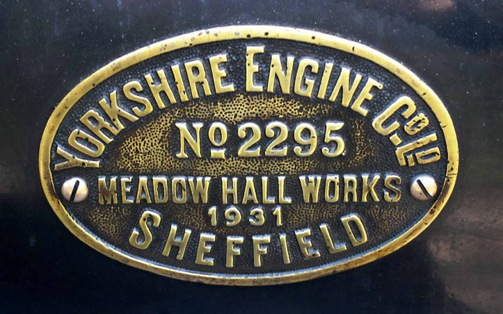 Makers Plate