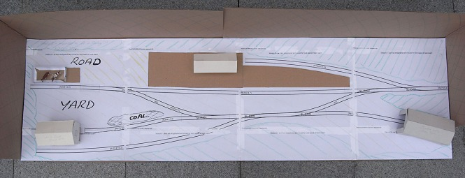 Prototype of Thaxted Terminus Overview