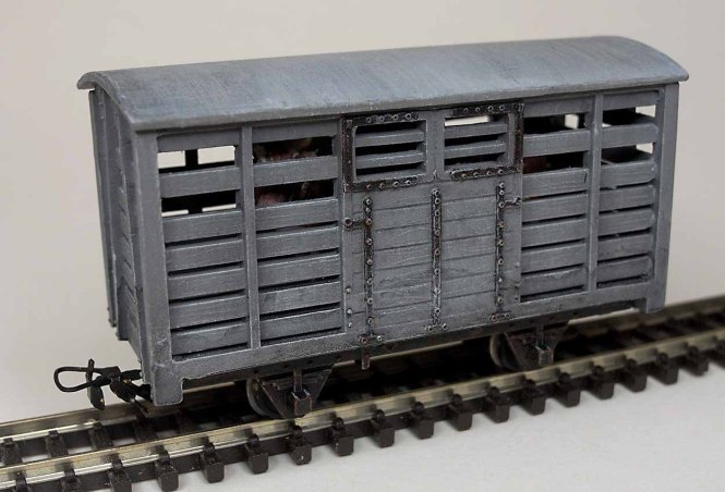 Cattle Wagon Finished 2