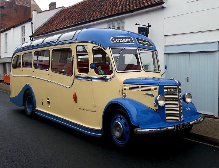 Bedford Bus 1