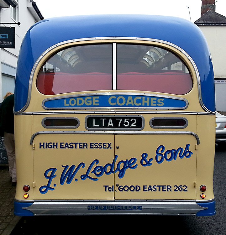Bedford Bus 2